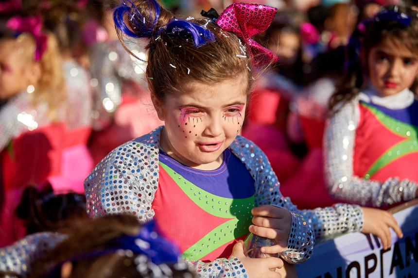 Paphos Carnival 2018