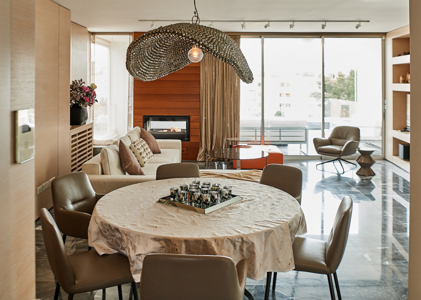 Property shoot for a flt in Nicosia